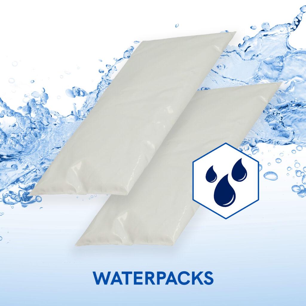 Kältemittel Waterpack