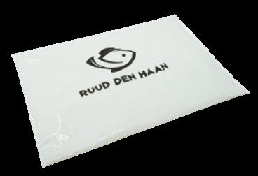 Bedrukte gelpacks van Vishandel Ruud den Haan